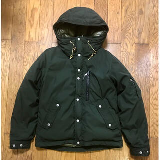 THE NORTH FACE - The north face purple label Down Parka