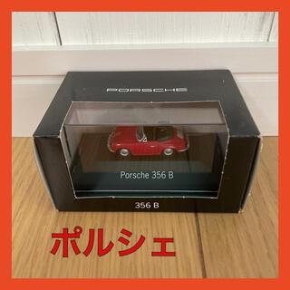 ポルシェ(Porsche)の【箱あり】ミニカー ポルシェ 356B 赤(ミニカー)