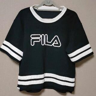 フィラ(FILA)のフィラ FILA トップス ジャージ M(Tシャツ(半袖/袖なし))