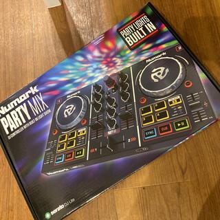 パイオニア(Pioneer)のDJコントローラー Numark PART MIX(DJコントローラー)