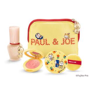 PAUL & JOE - PAUL & JOE メイクアップ コレクション 2020 ドラえもん コラボ