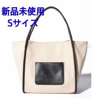 agnes b. - 【新品未使用】アニエスベー キャンパストートバッグ Sサイズ