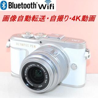OLYMPUS - カメラケース付★Bluetooth&Wi-Fi★オリンパス E-PL9