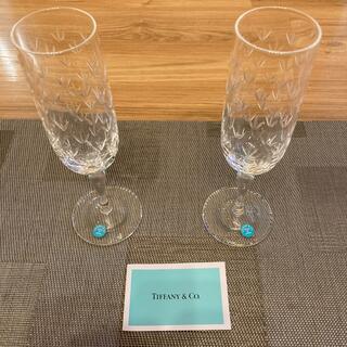 Tiffany & Co. - ティファニーコー ペアグラス