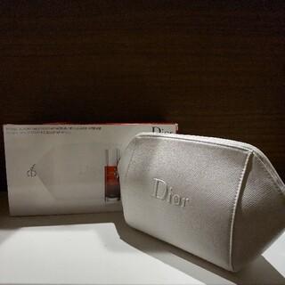 ディオール(Dior)のディオール ポーチ 限定品 ビッグ big(メイクボックス)