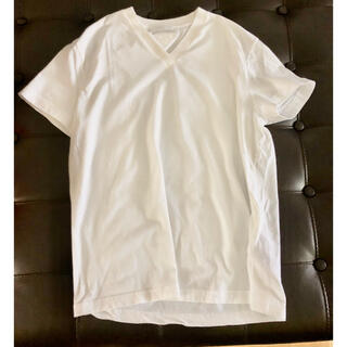 PRADA - プラダ PRADA メンズ Tシャツ ホワイト 1枚