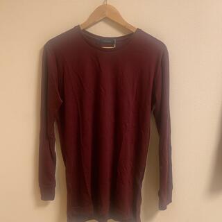 レイジブルー(RAGEBLUE)のワインレッド レイジブルー ロンT(Tシャツ/カットソー(七分/長袖))
