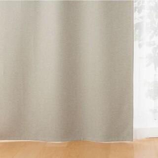 ムジルシリョウヒン(MUJI (無印良品))の無印良品 遮光カーテン(カーテン)