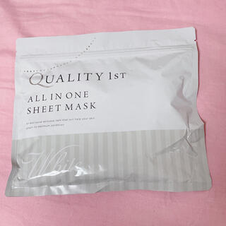 QUALITY FIRST - クオリティファースト マスク