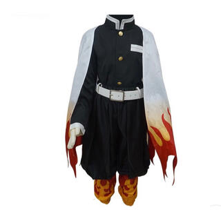 煉獄レンゴクコスプレ 子供(衣装一式)