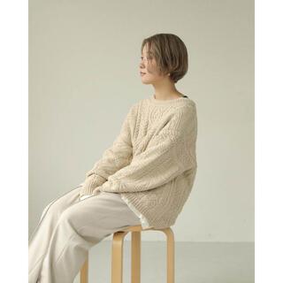 トゥデイフル(TODAYFUL)のTODAYFUL_Vintage Aran Knit(ニット/セーター)