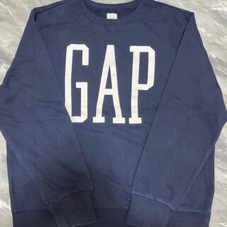 ギャップ(GAP)の【USA】GAP ビッグロゴ スウェット(スウェット)