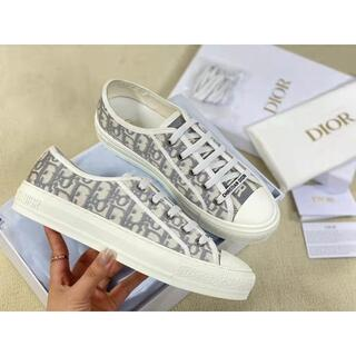 クリスチャンディオール(Christian Dior)のDior ディオール 靴 スニーカー 【美品】(スニーカー)