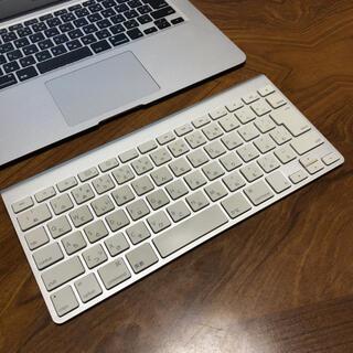 マック(Mac (Apple))のApple Wireless Keyboard ワイヤレス キーボード No2(PC周辺機器)