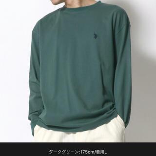 ポロラルフローレン(POLO RALPH LAUREN)のU.S POLO ロンT(Tシャツ/カットソー(七分/長袖))