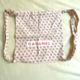 Caramel baby&child  - caramel リュック 新品未使用