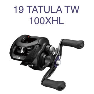 DAIWA - タイムセールDAIWA19 TATULA TW 100XHL/19タトゥーラTW