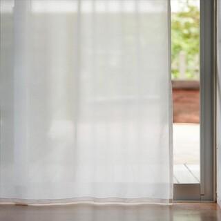 ムジルシリョウヒン(MUJI (無印良品))のMUJI レースカーテン(レースカーテン)