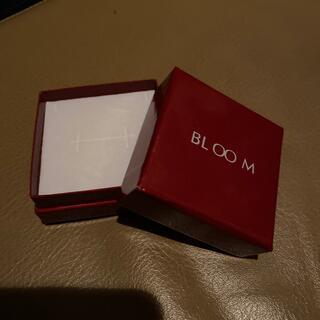 ブルーム(BLOOM)のBLOOM  空箱 スポンジ付き(ショップ袋)