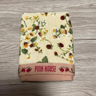 ピンクハウス(PINK HOUSE)のピンクハウスタオルハンカチ(ハンカチ)