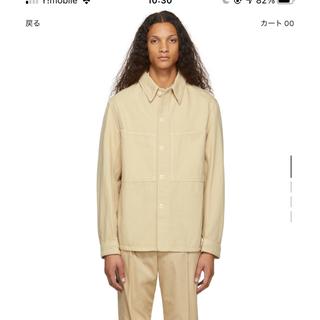 ルメール(LEMAIRE)の21AW LEMAIRE denim overshirts jacket 46(Gジャン/デニムジャケット)