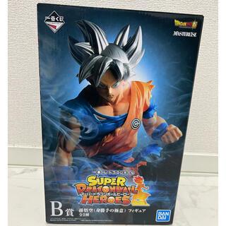 ドラゴンボール(ドラゴンボール)の一番くじドラゴンボール SUPER DRAGON BALL HEROS 孫悟空(フィギュア)