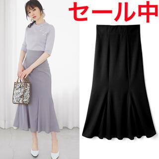 GRL - 【本日限定価格】マーメイドスカート ブラック 黒 新品タグ付き