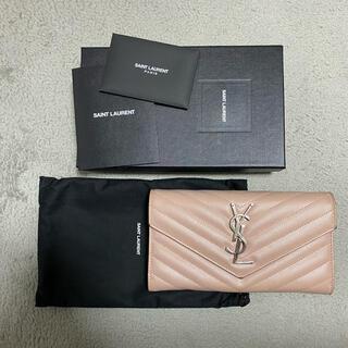 サンローラン(Saint Laurent)のイヴサンローラン 長財布(財布)