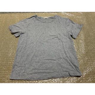 GU - ☆美品☆GU  Tシャツ  グレー