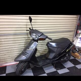 スズキ - 埼玉県深谷市 スズキ アドレス 2スト 旧車 原付 スクーター 50cc バイク
