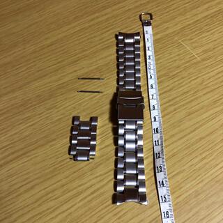ステンレススチール 時計 ベルト 20㎜