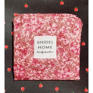 snidel - ♡ スウィート 付録 6月号 スナイデルホーム 花柄エコバッグ