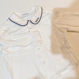 ベビーディオール(baby Dior)のbaby DIOR 長袖ブラウス(シャツ/カットソー)