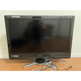 アクオス(AQUOS)のSHARP AQUOS 液晶テレビ LC-32D30 亀山モデル 32インチ(テレビ)