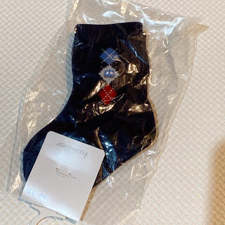 familiar - 新品未開封 ファミリア 靴下 10〜12センチ
