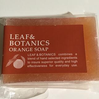 orange soap(ボディソープ/石鹸)