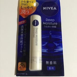 nivea deep moisture(リップケア/リップクリーム)