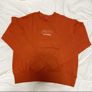 レピピアルマリオ(repipi armario)のrepipiarmario ウラケキリカエプルオーバーロングスリーブ(Tシャツ/カットソー)