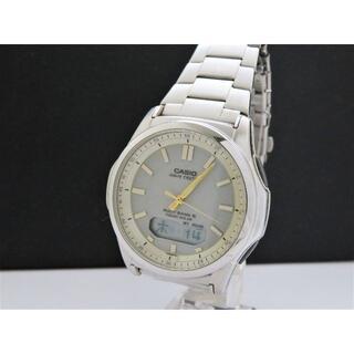CASIO - CASIO 電波ソーラー腕時計 WVA-M630