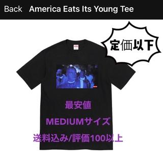 Supreme - 【定価以下】Supreme America Eats Its Young Tee