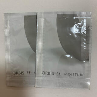 オルビス(ORBIS)のオルビス ユー モイスチャー サンプル(保湿ジェル)