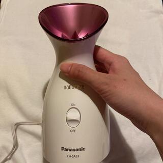 パナソニック(Panasonic)のPanasonic nanocare 美顔器 EH-SA33(その他)