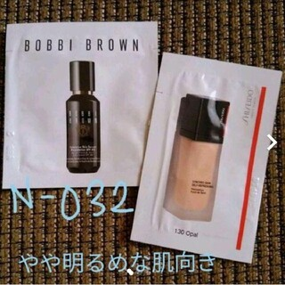 BOBBI BROWN - ボビイブラウン インテンシブ スキンセラム ファンデーション N032 サンプル