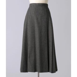 ドゥロワー(Drawer)のブラミンク blamink プリーツ スカート (ひざ丈スカート)