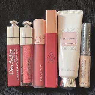 Dior - 化粧品 デパコスリップ 6点セット ディオール おまけつき