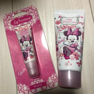 ディズニー(Disney)のハンドクリーム リップグロス ミニー ディズニーストア (ハンドクリーム)