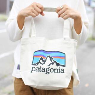 パタゴニア(patagonia)のパタゴニア トートバック 新品未使用品 (国内正規品)(トートバッグ)