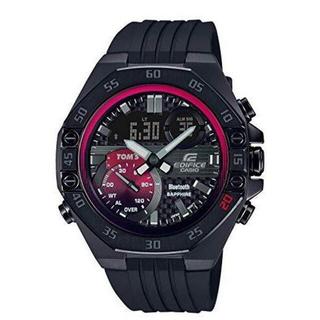 エディフィス(EDIFICE)の【新品】エディフィス ECB-10TMS-1AJR(腕時計(アナログ))