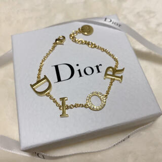 Dior - ロゴブレスレット