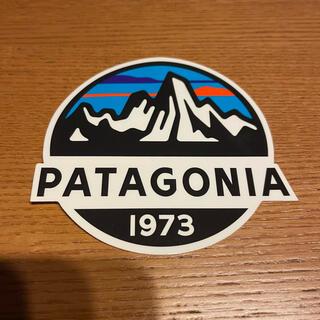patagonia - 大人気‼️パタゴニア ステッカー 山脈ロゴ Patagonia